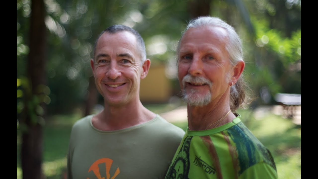 Mark Darby on Ashtanga Yoga, Bandhas and Technique