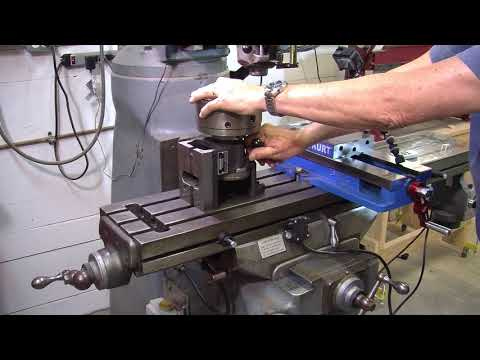 Introduction To The Bridgeport Milling Machine Part 2