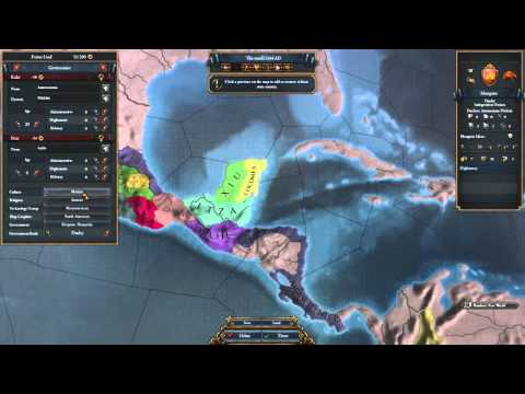 EU IV First Come First Served Ep01