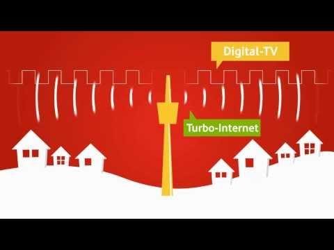 Vodafone LTE Video in HD (deutsch) - Long Term Evolution 4. Generation des Mobilfunks (4G)