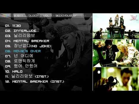 [HQ] BLOCK B - BLOCKBUSTER(FULL ALBUM) [PLAYLIST]