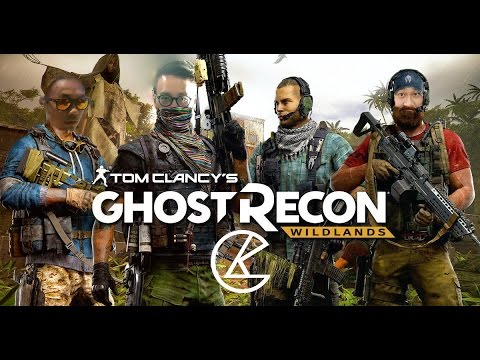 [CKL X SpaceLEO Broadcast] Ghost Recon Gameplay 火線獵殺 Chatroo