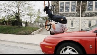 Original Bike Tricks from Tim Knoll