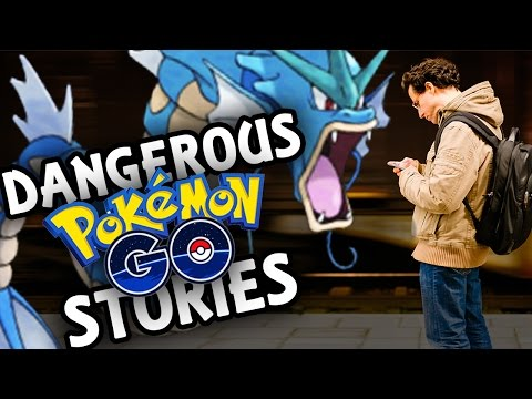 Top 5 Absurd Pokemon Go Situations