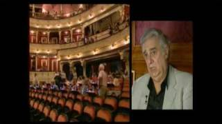 Placido Domingo documentary (featuring baritone David Serero)
