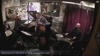 David Hazeltine Trio (David Williams & Billy Drummond) Live at Mezzrow (Jan.18, 2019) thumbnail