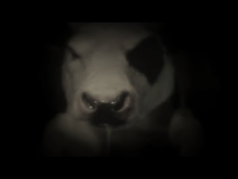 The Legend Of Cow Head! SCARY Gozu Story!