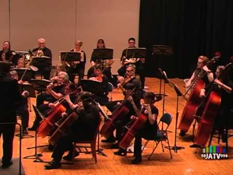 Different Worlds - UW Rock County Chamber Orchestra