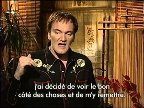 Tarantino le cinéma dans la peau