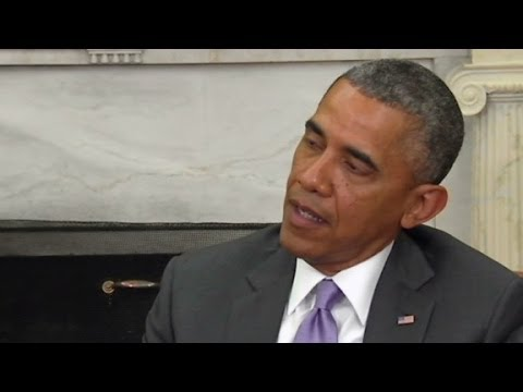 Obama: Not ruling anything out on Iraq