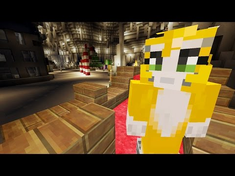 Minecraft Xbox - The Lost Sword - Snow Cave {7}