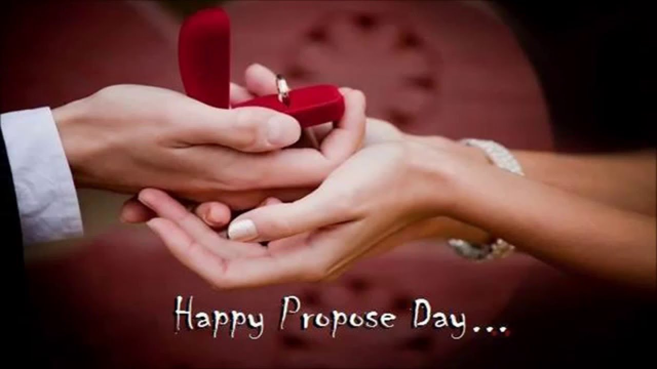 propose day sms for husband