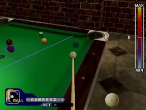 I like billard games 3