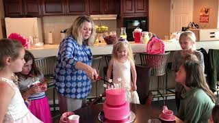 Audrey Nethery turns 9!!