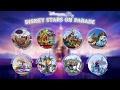 Music : Disney Stars on Parade - lost In The Magic - Disneyland Paris Musique