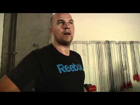 CrossFit - CrossFit and Throwing Practice with Matt Hasselbeck