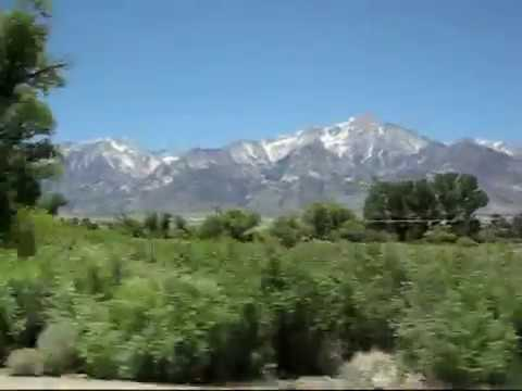 Driving the Beautiful Tioga Road & Highway 395