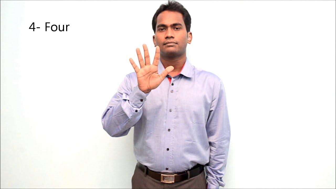 ISL Numbers 1-10