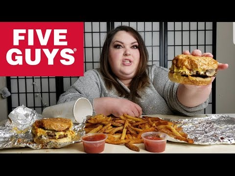 five-guys-feast-mukbang!-bacon-double-cheeseburger-and-tmi-storytime