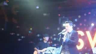 [Fancam] 60 năm cuộc đời - Let's Twist Again - Lam Trường - Phòng trà Swing