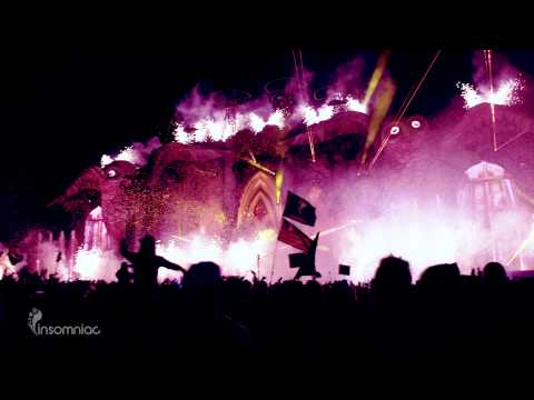 EDC UK 2015 - kineticCATHEDRAL Announcement Trailer