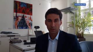 Der Oberbürgermeister von Schorndorf Matthias Klopfer im Interview