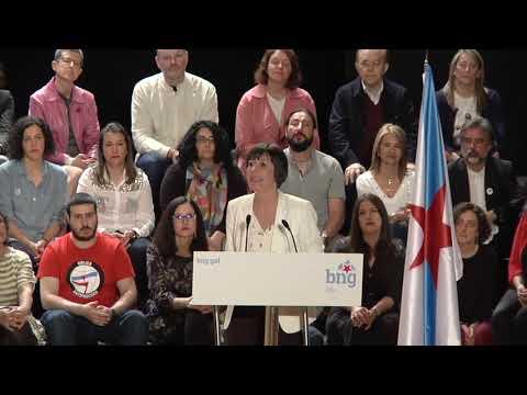 #ENA2019 - Intervención de Ana Pontón, portavoz nacional do BNG