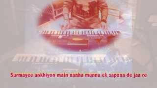 surmayee akhiyon me -Yesudas-(Sadma)-Instrumental