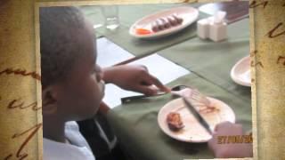 Ocean Crest School Dining Etiquette 2014
