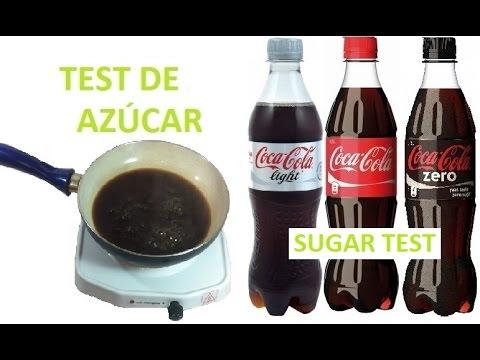 Resultado de imagen de imagen sobre el azucar de la coca-cola