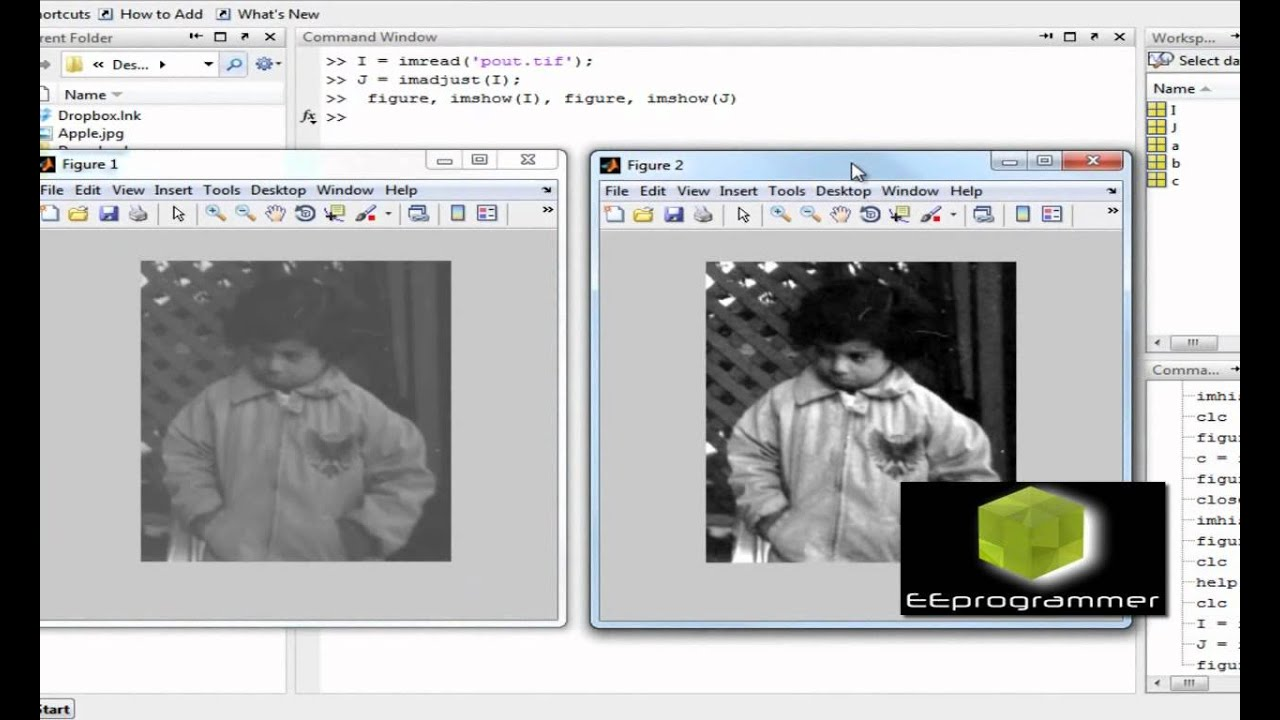 matlab gui tutorial for image processing pdf