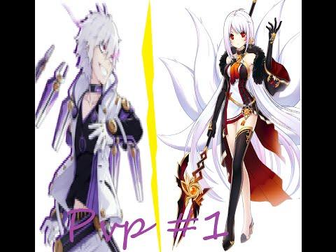 Elsword Pvp (Lu I Ciel, Ara, Rena I Raven)
