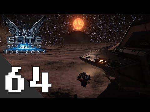 Planetary Mining! - Elite: Dangerous Horizons - Episode 64