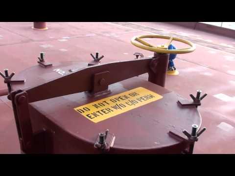 Tankdome COT on Tanker Ship