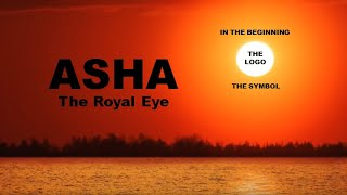 Forbidden History - 149 - LOGO / WORD / ASHAVOR / ROYAL EYE CENTER -The ORIGINAL THOUGHT SYMBOL