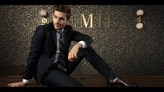 Behind The Scenes Mens Fashion Photography - Emil Clothing Co.
