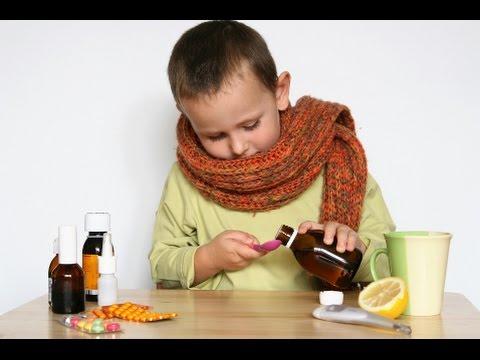 Сухой кашель у ребенка: симптомы и лечение Причины
