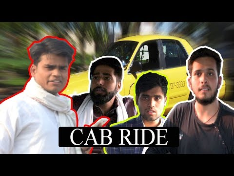 Cab Ride || Friends Chain Production