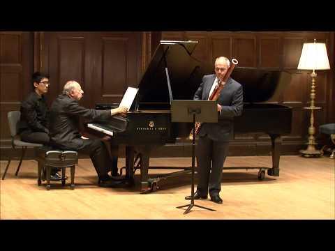 Hurlstone Sonata in F for Bassoon and Piano