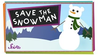 Save the Snowman!