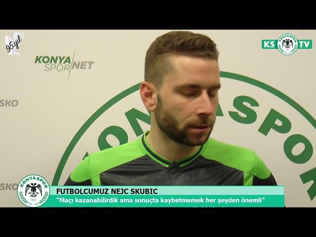 1-1'lik Beşiktaş beraberliği sonrasında futbolcularımızın açıklamaları