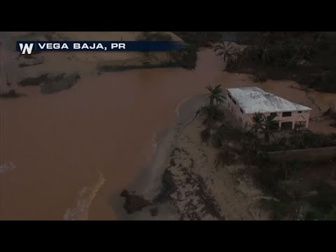 Raw: Puerto Rico Devastated by Hurricane Maria