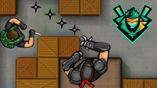 Hunter Assassin Ninja Assassin   iOS Gameplay screenshot 4