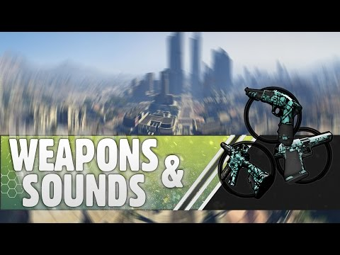 Weapons And Sounds Pack V1.1