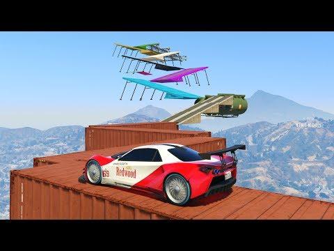 CARKOUR 99% IMPOSIBLE!!! SUBE SUBE!! - CARRERA GTA V ONLINE - GTA 5 ONLINE
