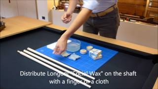 No Blue Pool Cue Cleaning Sponge by Longoni | Thailand Pool Tables