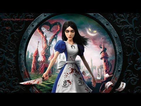 A trip into the despair of wonderland Alice #1