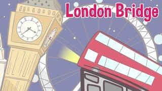 London Bridge is Falling Down Nursery Rhyme by Oxbridge Baby