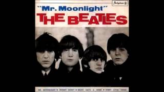 Watch Beatles Mr Moonlight video