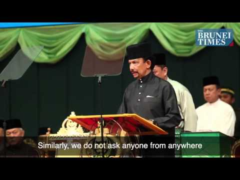 Brunei Will Enforce Sharia Criminal Law [HUDUD]